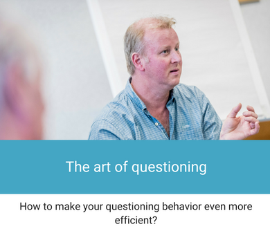 art of questioning